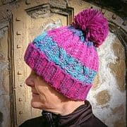 Seabirds Woolly Bobble Hat